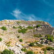 Theater in Termessos — Stock Photo #8309256