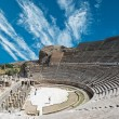 Amphitheater (Coliseum) in Ephesus (Efes) Turkey, Asia — Stock Photo #8309313