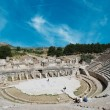 Amphitheater (Coliseum) in Ephesus (Efes) Turkey, Asia — Stock Photo