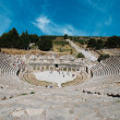 Amphitheater (Coliseum) in Ephesus (Efes) Turkey, Asia — Stock Photo #8309395