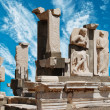 Antiquity greek city - Ephesus. — Stock Photo #8309467