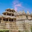 Jain Temple in Ranakpur,India — Stock Photo