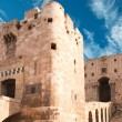 Aleppo Castle in Syria — Stock Photo