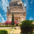 Quli Qutb Shahi Tombs — Stock Photo