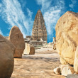 Temple in Hampi, Karnataka state, India — Stock Photo #8313192