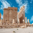 Ancient Roman time town in Palmyra, Syria. — Foto Stock