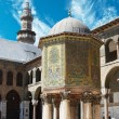 Syria. Damascus. Omayyad Mosque (Grand Mosque of Damascus) — Stock Photo