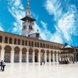 Syria. Damascus. Omayyad Mosque (Grand Mosque of Damascus) — Stock Photo #8313732