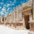Stock Photo: Ancient Jerash. Ruins of Greco-Romcity of Gerat Jordan