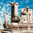 Antiquity greek city - Ephesus — Stock Photo #8314542