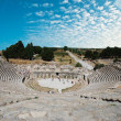 Amphitheater (Coliseum) in Ephesus (Efes) Turkey, Asia — Stock Photo #8314592