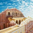 Stock Photo: HawMahal, Palace of Winds, Jaipur, Rajasthan, India