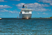Ferry ship — Stock Photo