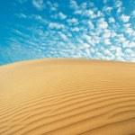 Sand desert — Stock Photo #8325729