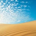 Sand desert — Stock Photo #8325829