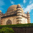 Stock Photo: Golgumbaz, Mughal mausoleum in Bijapur