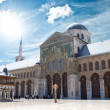 Syria. Damascus. Omayyad Mosque (Grand Mosque of Damascus) — Stock Photo #8326505