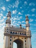 Charminar 纪念碑 — 图库照片