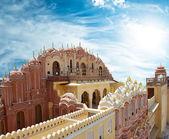 Hawa Mahal, the Palace of Winds, Jaipur, Rajasthan, India — Stock Photo