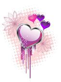 Valentine`s day — Stock Vector