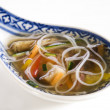 Stock Photo: Chinese soup
