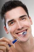 Tooth brush — Stock Photo