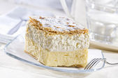 Cream cake — Stock Photo