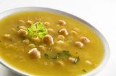 Nohut çorbası — Stok fotoğraf