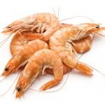 Fresh prawn — Stock Photo #8704465