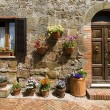 Sovana Tuscany - Italy — Stock Photo