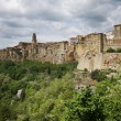 Pitigliano - Tuscany - Stock Photo