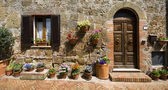 Sovana Tuscany - Italy — Stock Photo