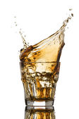 Drink splash — Stock Photo