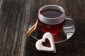 Heißen Tee — Stockfoto