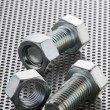 Nuts and bolts — Stock Photo #8807209