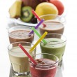 Stock Photo: Smoothies