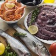 Seafood — Stock Photo #8809202
