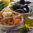 Seafood — Stock Photo #8809263