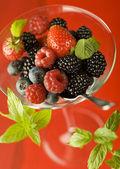 Berry fruit — Stock Photo