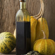 Pumpkin oil — Stock Photo #8911504