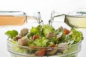 Fresh salad — Stok fotoğraf