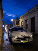Cuban street — Stock Photo