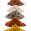 Mixed Spices - Stockfoto