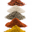 Mixed Spices - Foto de Stock