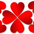 Red Heart — Stock Photo #9062681
