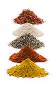 Especias mezcladas — Foto de Stock