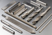 Steel tools — Stock Photo