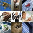 Collage — Stock Photo #9122173