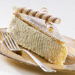 Cheese cake — Stock Photo #9122188