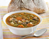 Stew soup — Stock Photo